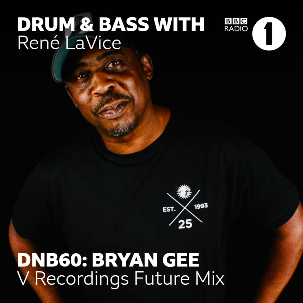 Bryan Gee - DNB60 V Recordings Future Mix
