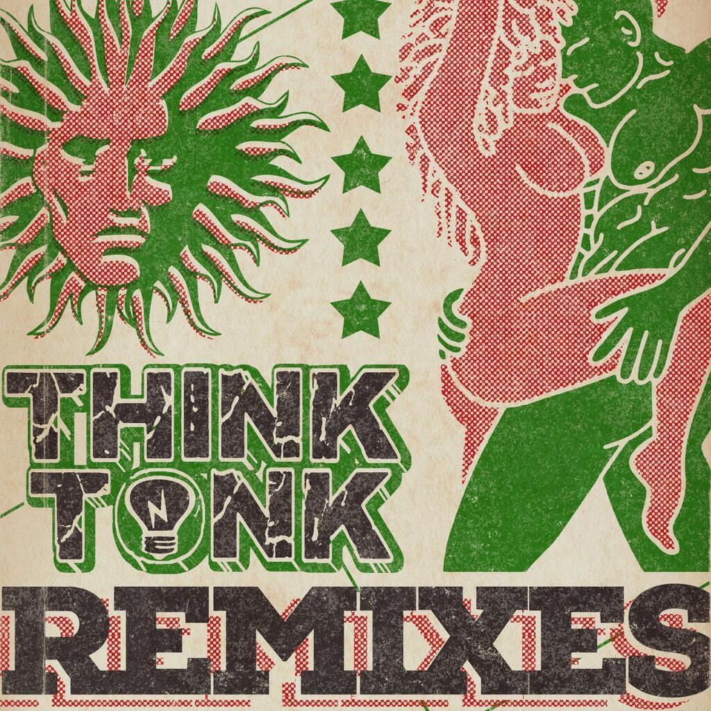 L-Side & Command Strange step up to remix Think Tonk