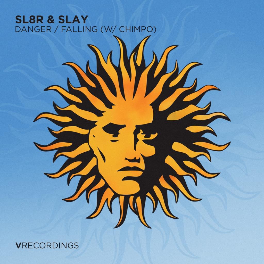 Sl8r & Slay - Danger / Falling(w/ Chimpo)