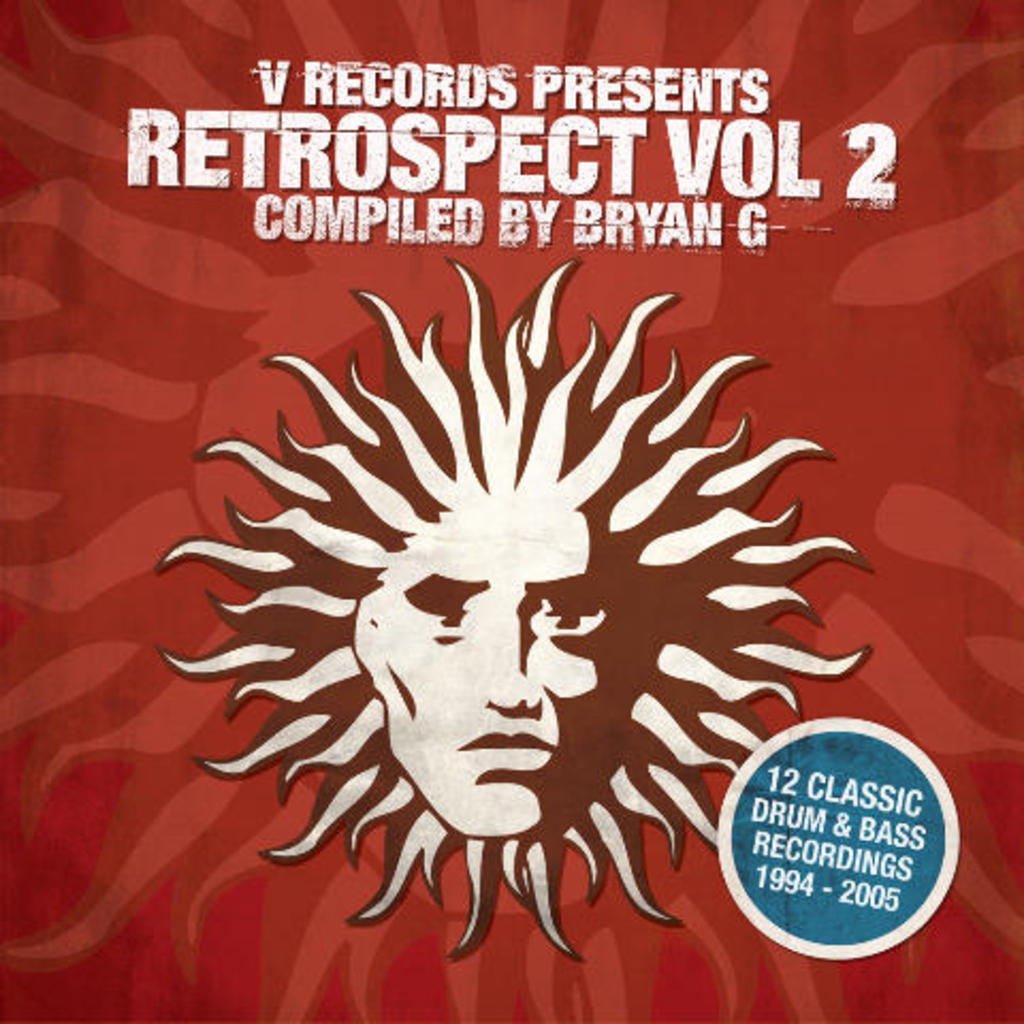 V RETROSPECT VOL 2 - COMPILED BY BRYAN G - OUT NOW