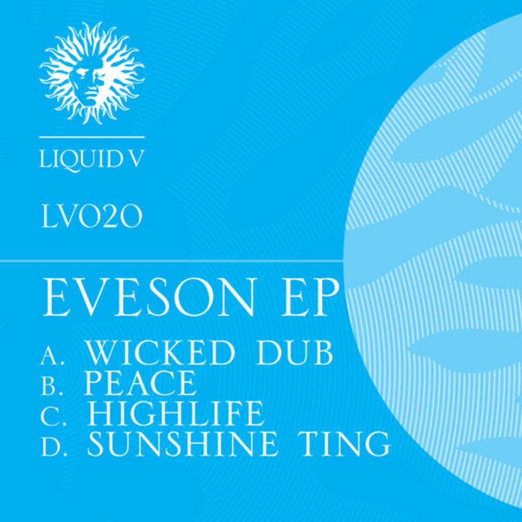 EVESON EP - OUT NOW