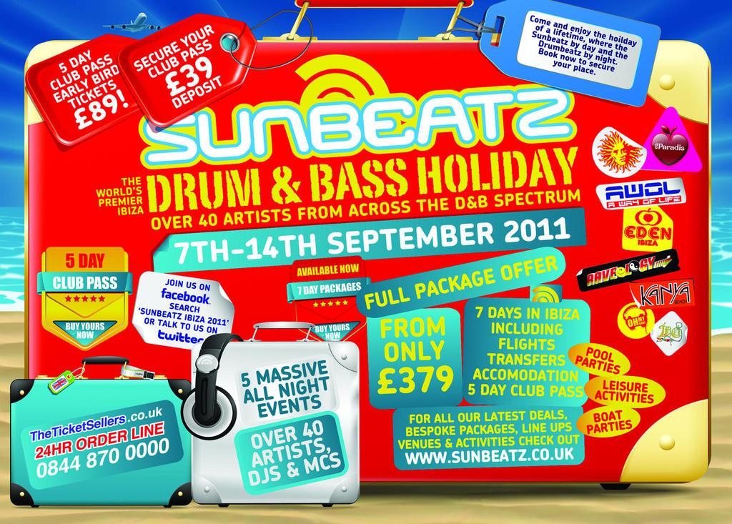 Sunbeatz 2011