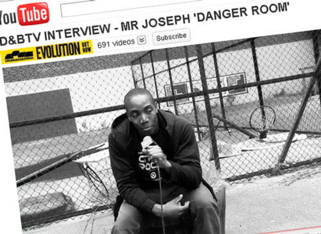 MR JOSEPH 'DANGER ROOM' INTERVIEW