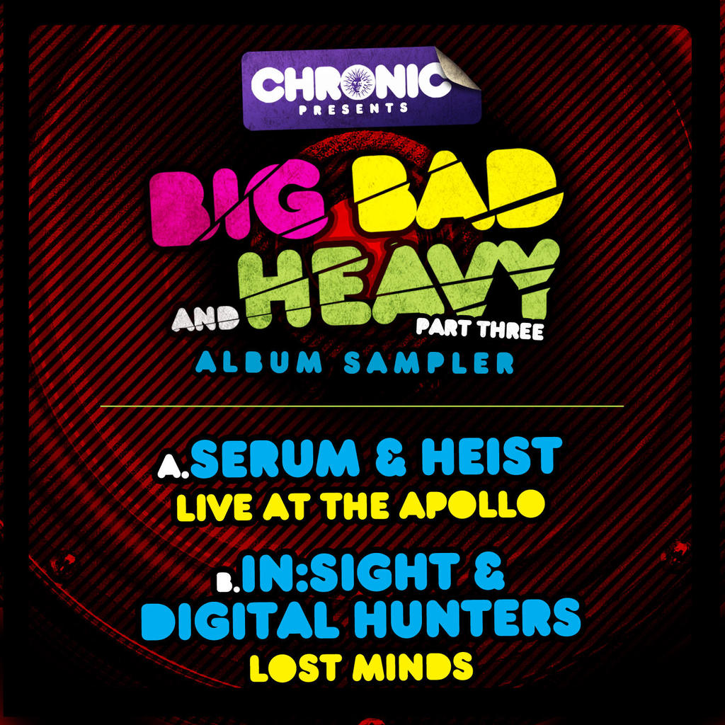 BIG BAD & HEAVY PART THREE ALBUM SAMPLER