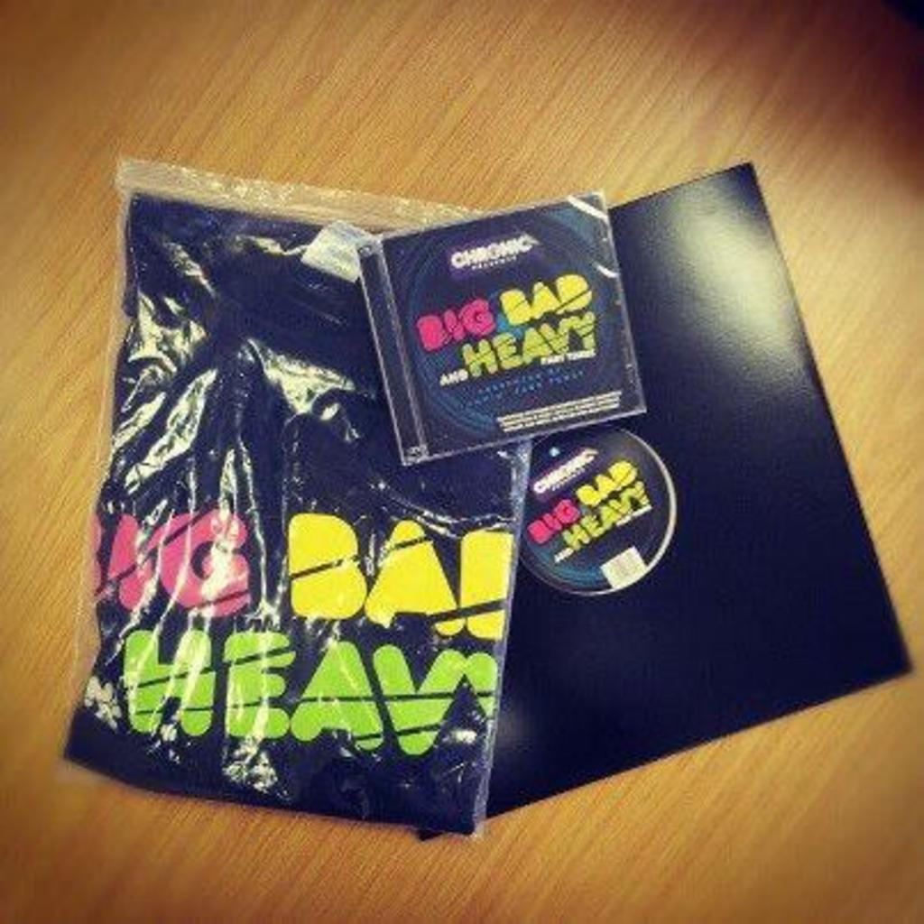 WIN BIG BAD AND HEAVY SWAG