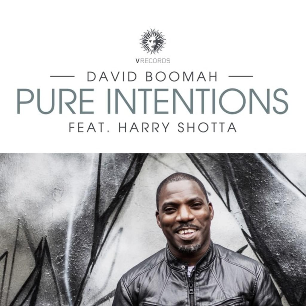 DAVID BOOMAH - PURE INTENTIONS FT HARRY SHOTTA