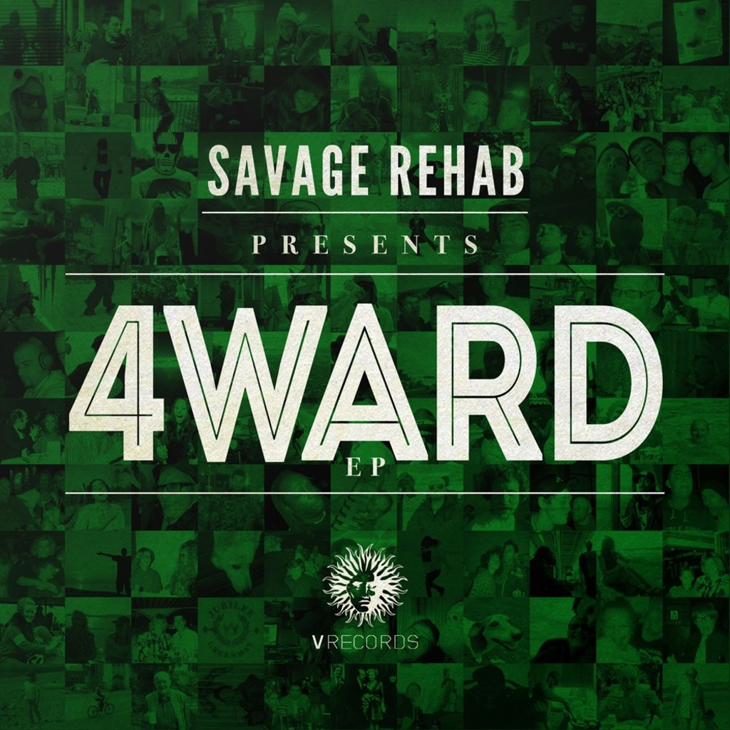 SAVAGE REHAB - 4WARD EP