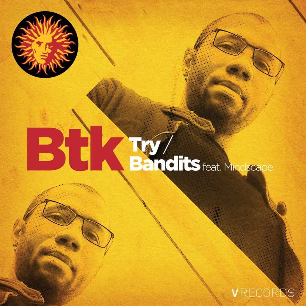 BTK - TRY / BANDITS FT MINDSCAPE [V RECORDS]