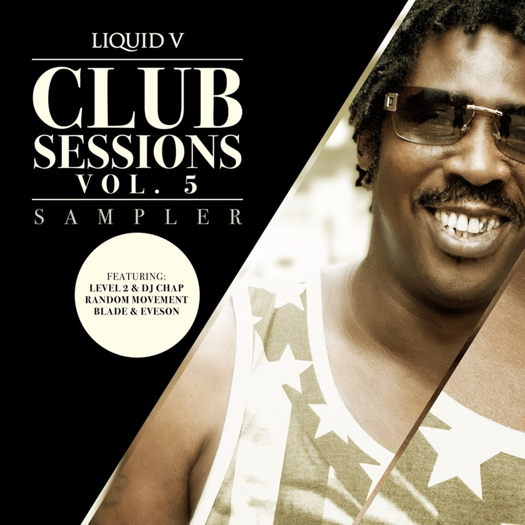 LIQUID V CLUB SESSIONS 5 SAMPLER