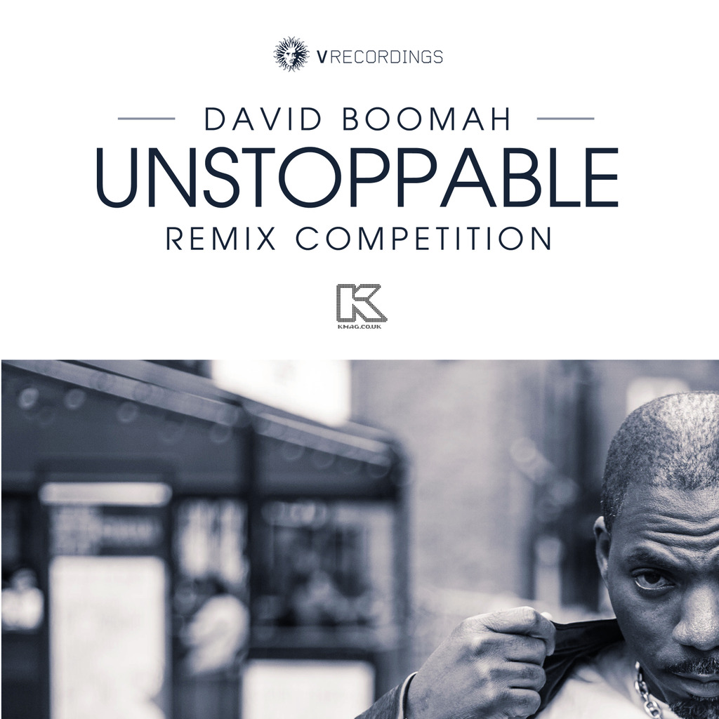 DAVID BOOMAH - K MAG UNSTOPPABLE REMIX COMPETITION