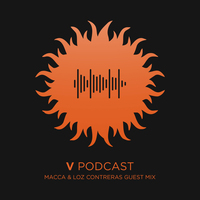 Macca & Loz Contreras on the V Podcast