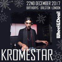 Exclusive Kromestar Mix for Wheel & Deal Records